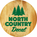 North Country Decal