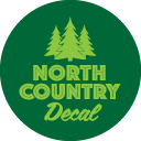North Country Decal Logo