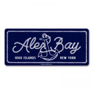 Alex Bay 1000 Islands New York decal sticker